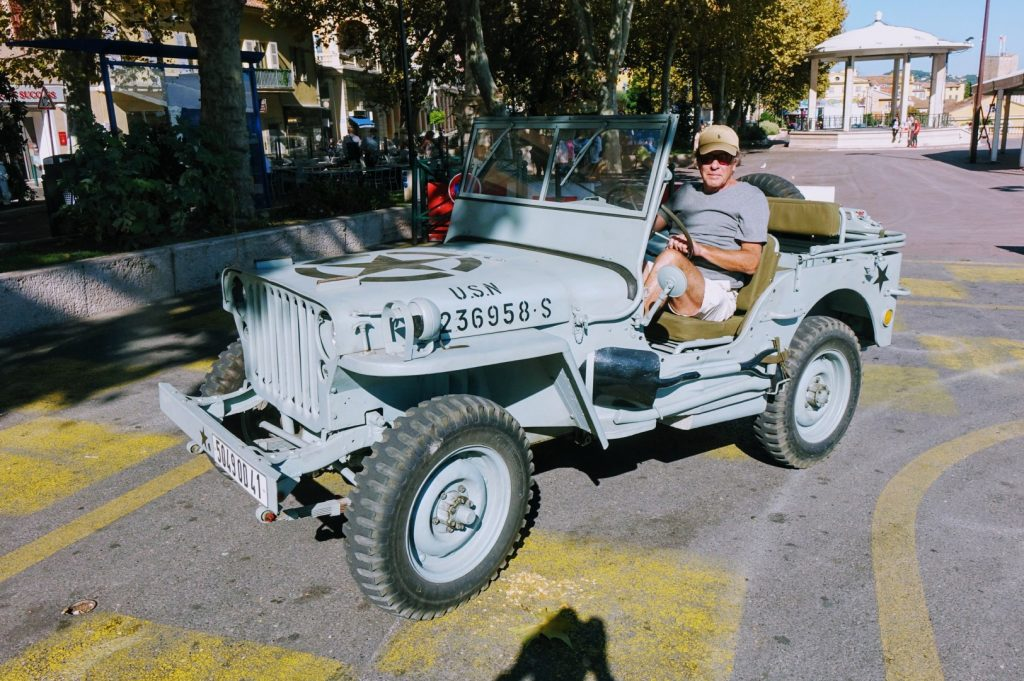 Christopher Stampfli's 1944 Willys MB