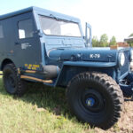 Restored to be Enjoyed – 1952 Air Force Willys M38