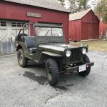 Car Guy Reunited with Old Flame – 1951 Willys M38
