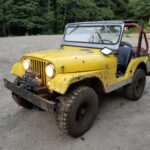 Kaiser Willys Jeep of the Week: 433