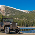 The Family Jewel Willys CJ-3B Restored with Great Help