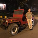 A High School Project and Restoration of a Willys Jeep