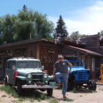 Retired Out of Control with A Museum of Willys Jeeps