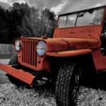 """A 1947 Willys CJ-2A Project Named """"Old Vern"""""""