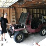 A Willys CJ-2A, an Orchard, a Barn and a Summer Project