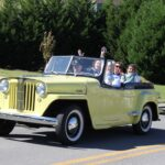 1948 Jeepster – a Hit at my 50th High School Reunion