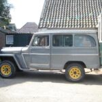 Gert-Jan Gerlach's Willys Station Wagon in Holland