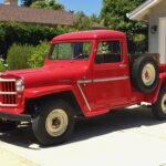 Kaiser Willys Jeep of the Week: 463