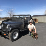 A Willys M38A1 on the Road to Restoration and New Use