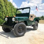 A CJ-3A's Second Owner Restoring his First Willys Jeep