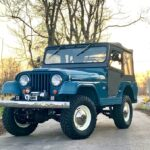 """65SEEJAYFIVE"" a 1965 CJ-5 Tuxedo Park Mark IV Story"